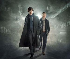 Benedict Cumberbatch et Martin Freeman pourraient rester plus longtemps