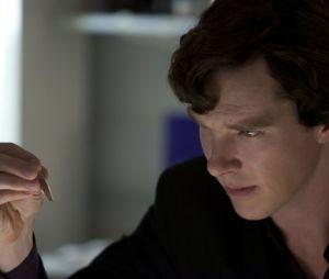 Benedict Cumberbatch adore Sherlock