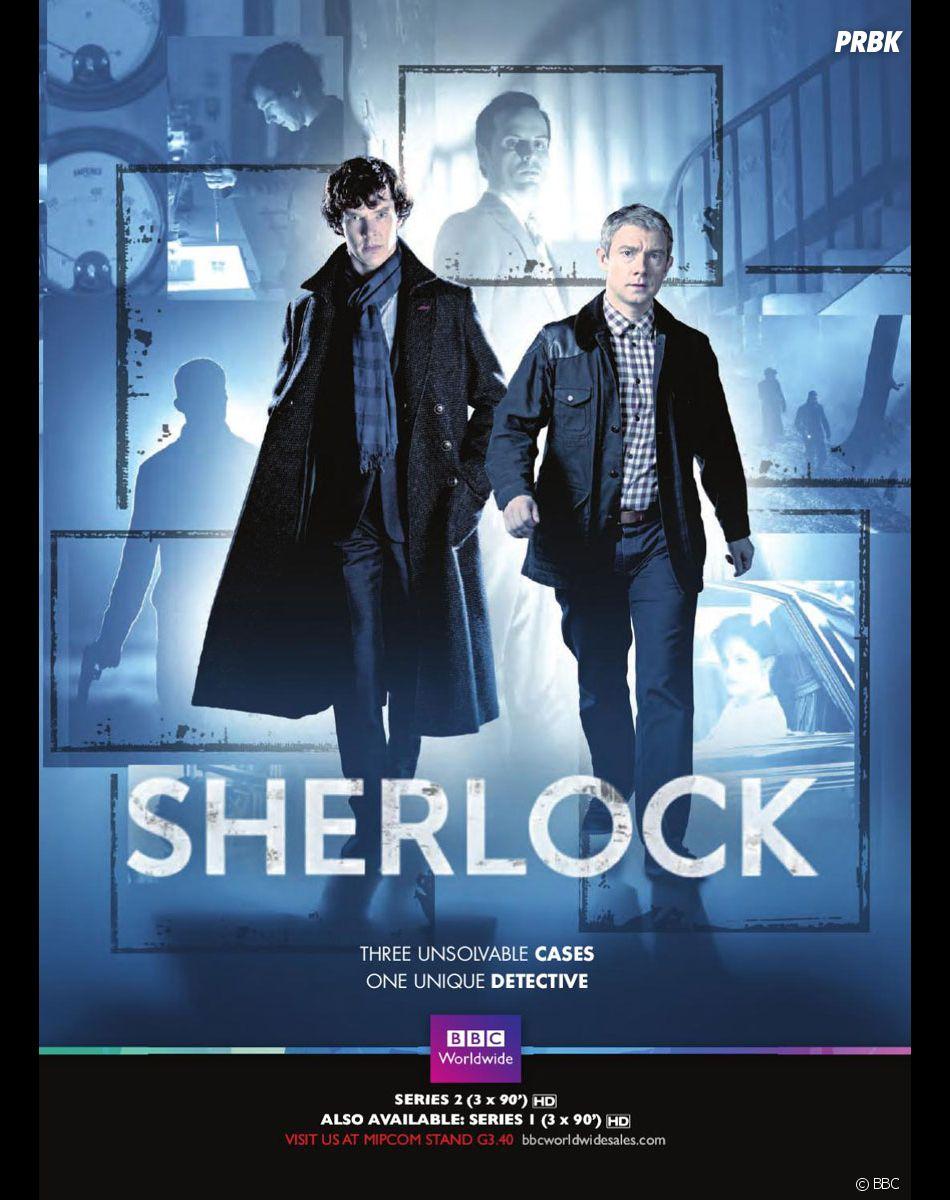 Sherlock aura une saison 4