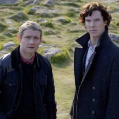 Sherlock saison 3 : Benedict Cumberbatch nous inonde de bonnes nouvelles