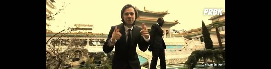 """Orelsan, invité surprise du mini clip Sharingan de Maitre Gims avant la sortie de l'album """"Subliminal"""""""