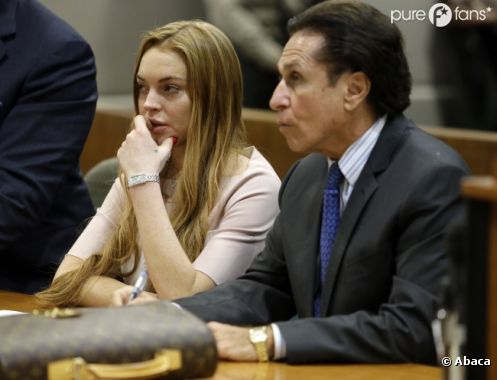 Lindsay Lohan n'ira pas en prison mais en rehab