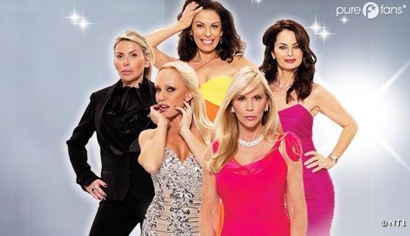 Les Vraies Housewives ont débarqué sur NT1 hier soir...