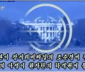 La Maison Blanche sous la menace de la Corée du Nord
