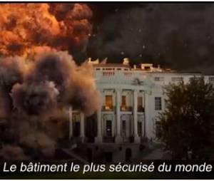 Bande-annonce de la Chute de la Maison Blanche
