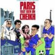 Zlatan Ibrahimovic se transforme en héros de BD