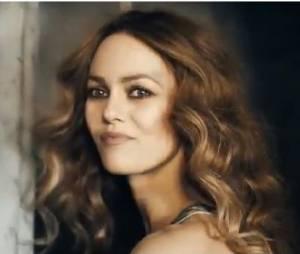 Vanessa Paradis dans sa pub H&M