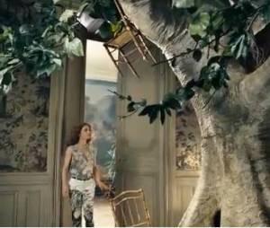 Vanessa Paradis dans un spot H&M poétique