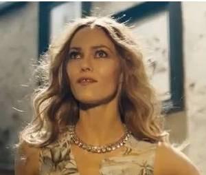 Vanessa Paradis au top pour H&M