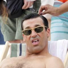 Mad Men saison 6 : Jon Hamm trop bien membré pour la télévision ?