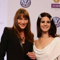 Carla Bruni : fou rire avec Lana Del Rey quand Nicolas Sarkozy est mis en examen