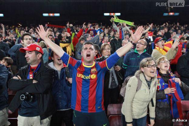 Pour aller au Camp Nou, comptez sur la chance !