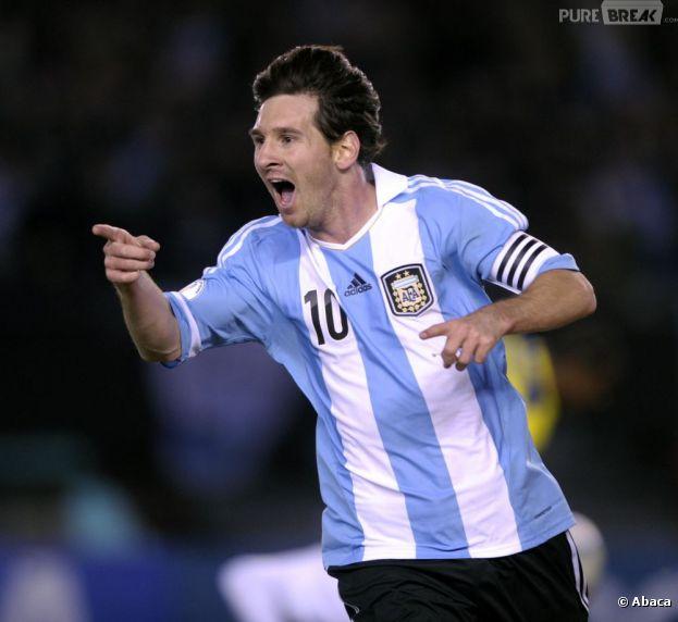 Lionel Messi va avoir ses propres bonbons