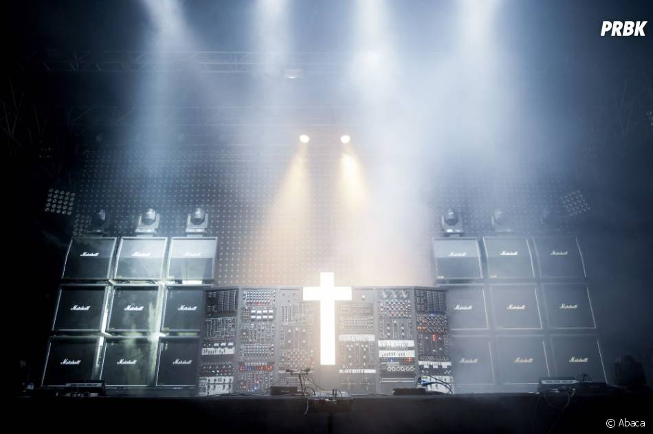 Justice revient dans les bacs avec un nouvel album live