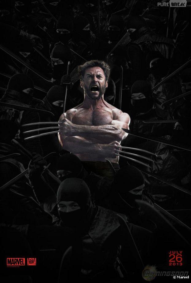 Enfin un teaser pour The Wolverine