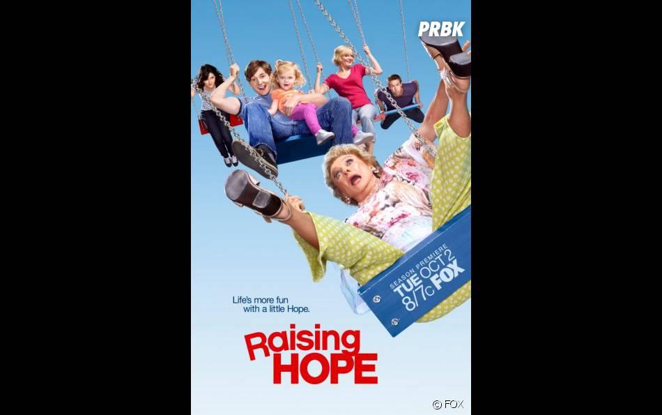 Raising Hope continue avec sa saison 3 aux Etats-Unis