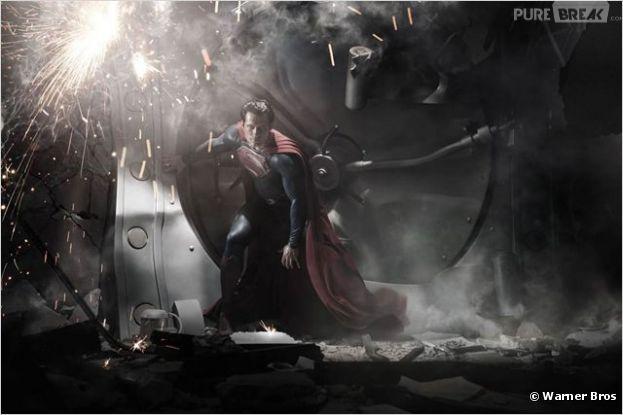 Superman face à lex Luthor ?