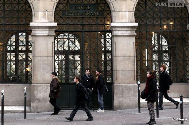 Le prestigieux établissement parisien Louis-Le-Grand : le top du top du lycée ?