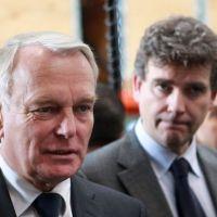"""Montebourg à Ayrault : """"On va tous finir en string panthère dans les jardins de l'Elysée"""""""