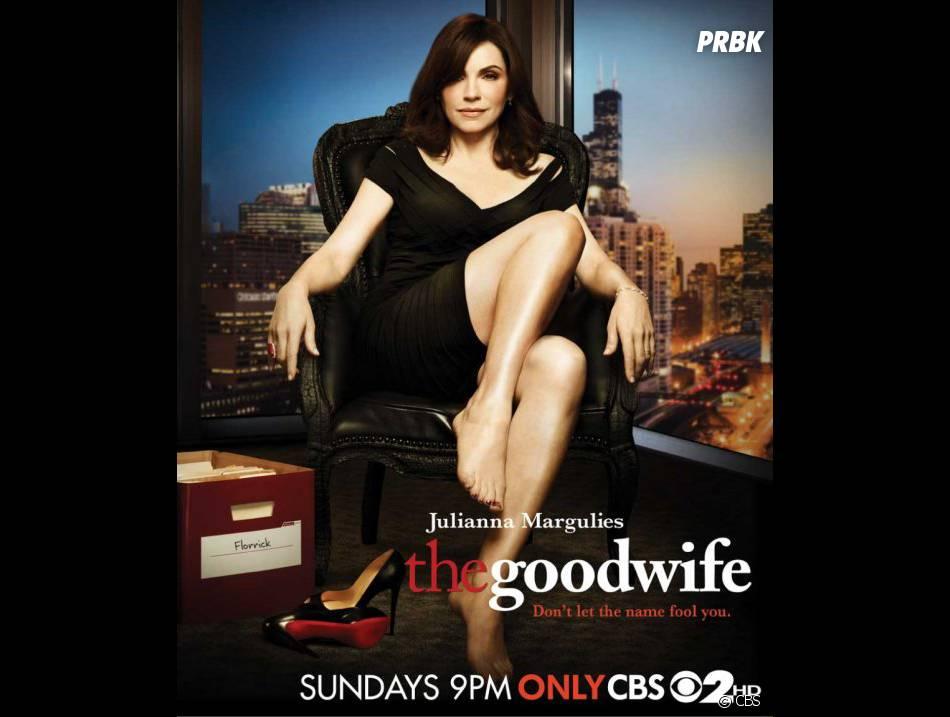 The Good Wife obtient une saison 5 sur CBS