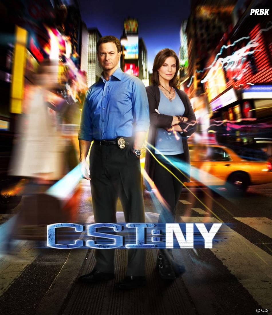 Les Experts Manhattan menacés sur CBS ?