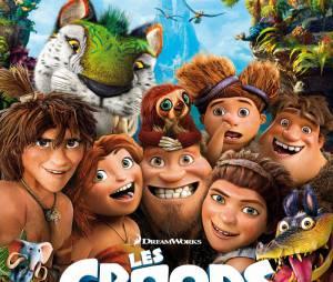 Les Croods se maintiennet en numéro 2 du box-office US