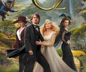 Le Monde Fantastique d'Oz reste 5e du box-office US, trois semaines après sa sortie
