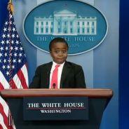 Barack Obama : son poisson d'avril à la Maison Blanche