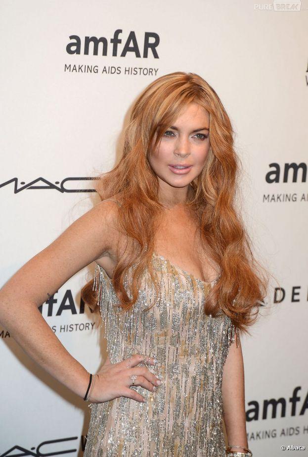 Bientôt un bébé pour Lindsay Lohan ?