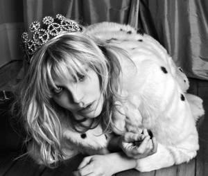 Courtney Love, pour la campagne Saint Laurent Music Project 2013