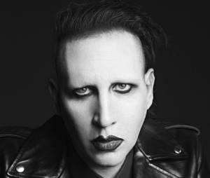 Marilyn Manson, égérie du Saint Laurent Music Project 2013