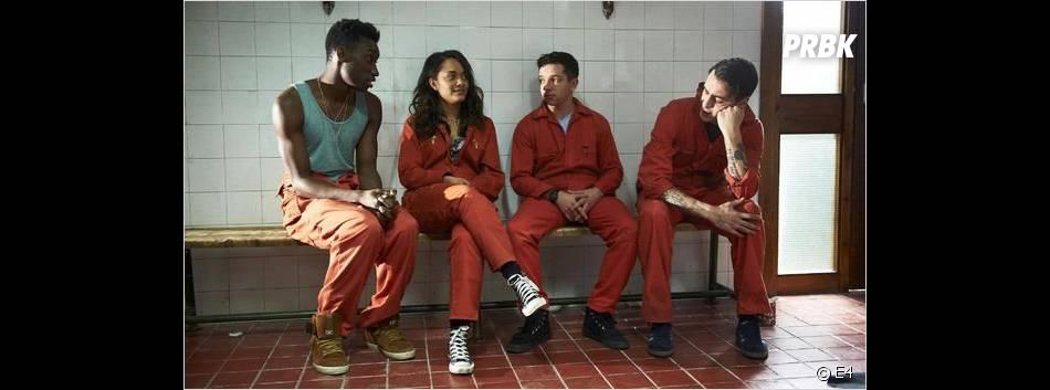Les délinquants vont bientôt quitter la télévision