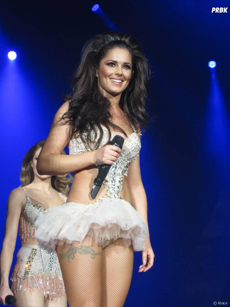 Cheryl Cole trop maigre ?