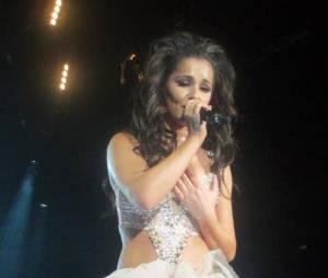 Cheryl Cole a perdu trop de poids pendant sa tournée