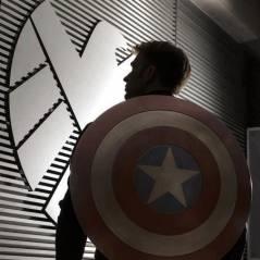 Captain America 2 : première photo du super-héros, nouveau costume ?
