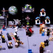 Harlem Shake : une version Lego réalisée par...Boris Diaw