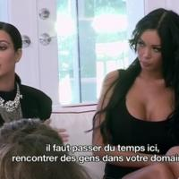 Les Anges de la télé-réalité 5 : Nabilla en larmes face à Kim Kardashian