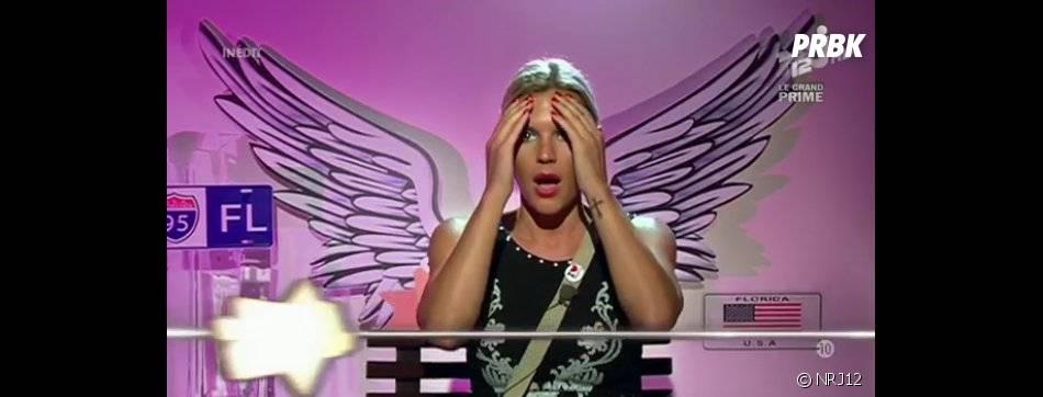 Amélie Neten a ouvert la porte à Kim Kardashian dans Les Anges de la télé-réalité 5.