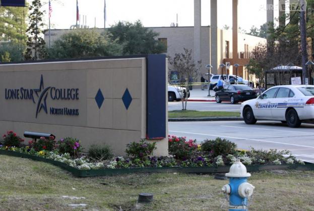 Lone Star Campus témoin d'un drame