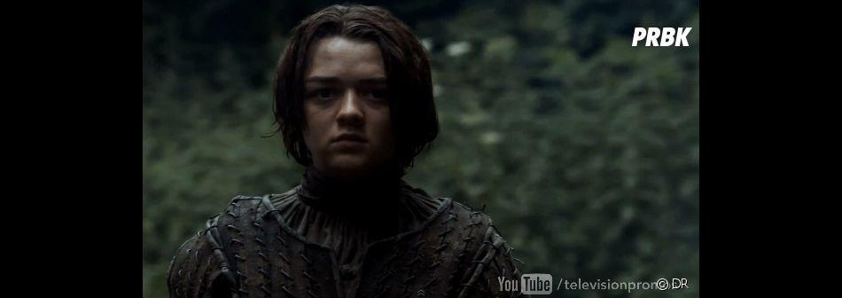 Arya sera au centre des attentions