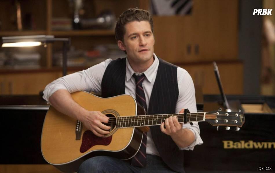 Un épisode presque tragique dans Glee