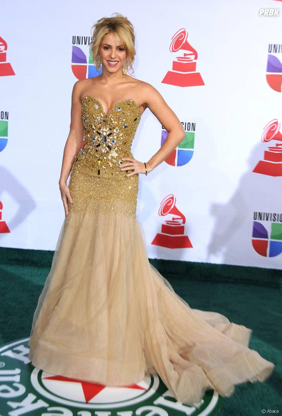 Shakira emmène Milan sur The Voice