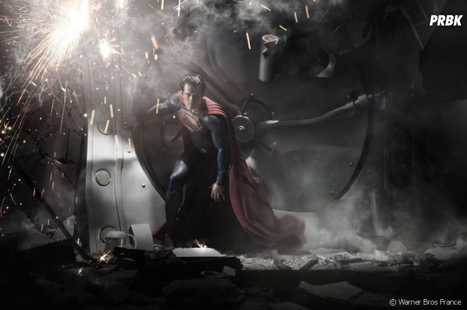 Superman face au Général Zod dans Man of Steel
