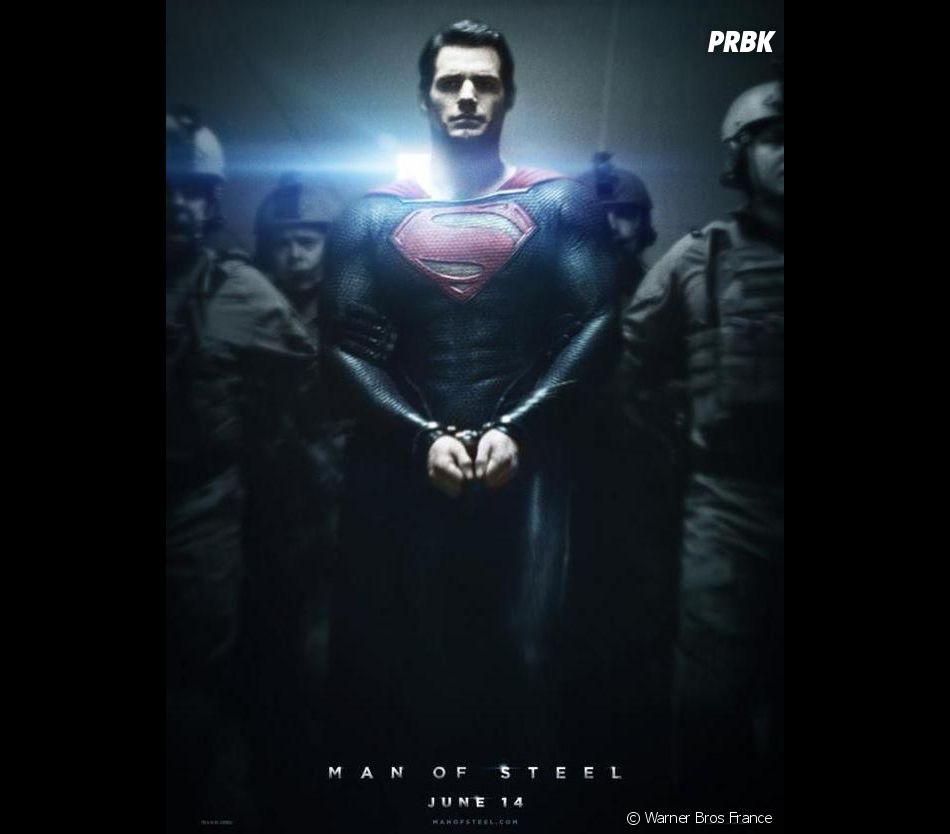 Man of Steel au cinéma le 19 juin prochain