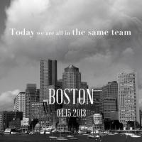 Attentat de Boston : Adidas, Nike, Puma et New Balance ensemble pour la bonne cause