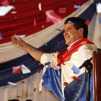 Paraguay : Horacio Cartès, multimillionnaire, élu Président