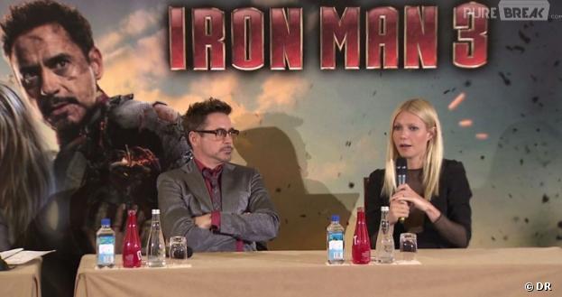 Les acteurs d'Iron Man 3 parlent du film
