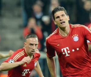 Le Bayern Munich de Franck Ribéry a assuré le spectacle