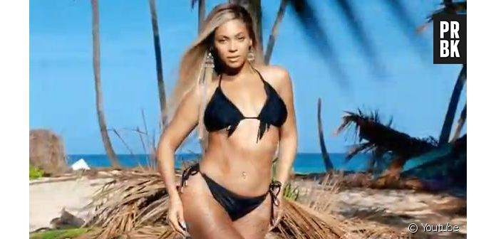 8dbf2770c8 Beyoncé : Standing on the sun, son clip/pub sexy pour H&M - Purebreak