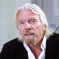 Richard Branson et Virgin lancent la drague en avion